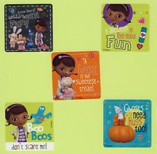 15 Doc McStuffins Halloween - Large Stickers - Party Favors - Rewards