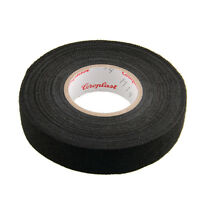 Hot Adhesive 19mmx15M Cloth Fabric Tape Cable Looms Wiring Harness For Car Auto