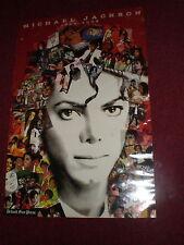 Michael Jackson Poster Detroit Free Press