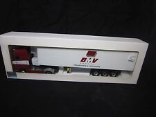 DV6925 ELIGOR 1/43 MERCEDES ACTROS MP3 SEMI BMV TRANSPORTS 114289 HORS COMMERCE