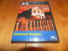 HAUNTED HOUSES Ghost Ghosts Hauntings Haunt House Spirits Spectre A&E DVD NEW
