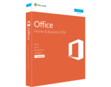 MS Office Home and Business 2016 - WIN- 1 user - Medialess