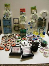 LARGE LOT OF MISCELLANEOUS FLY FISHING LINES AND LEADERS