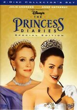 [DVD NTSC/1 NEW] DISNEY'S THE PRINCESS DIARIES [SPECIAL EDITION] [2 DISCS]