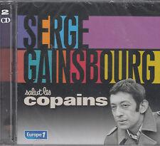 Serge Gainsbourg - Salut les copains - 2 CD -   (NEU/OVP in Folie)