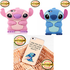 Lilo & Stitch Cute 3D Soft Silicone Rubber iPhone/iPod Touch/Samsung Case Cover