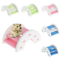UK Hamster Play Bridge Toy Small Mice Activity Cage Animals Pet Guinea Pig