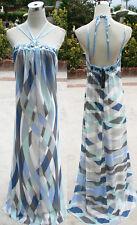 NWT BCBG MAX AZRIA $448 Crystbluco Evening Ball Gown 6