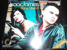 Isaac James Baby Likes It Australian Remixes Enhanced CD Single