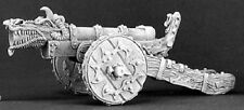 Dwarven Thunderworm Reaper Miniatures Dark Heaven Legends Cannon Artillery Dwarf