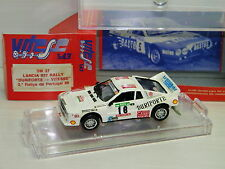 VITESSE - LANCIA 037 RALLY #18 DURIFORTE RALLYE DU PORTUGAL 1986