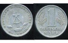 ALLEMAGNE  DDR  1 mark  1956