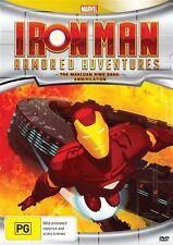 Iron Man Armored Adventures - The Makluan Ring Saga - Annihilation (DVD, 2013)