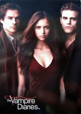 VAMPIRE DIARIES 2 BASE SETS Season 1 63 Cards & Season 3 72 Cards + Wrappers TV