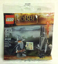 Lego Hobbit 30213 Gandalf The Gray MINIFIGURE POLYBAG LOTR Lord Of Rings RETIRED