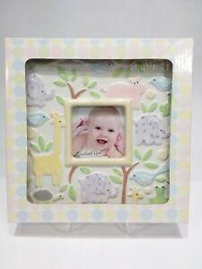Baby Picture Frame Grasslands Road animals ceramic Dot, Dot, Dot