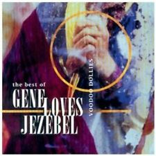 Gene Loves Jezebel - The Best Of - Voodoo Dollies - 1999 - CD