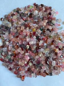 Natural Multi Spinel rough @ 7,500 cts from Burma mines