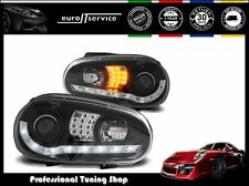 FARI ANTERIORI HEADLIGHTS LPVWB2 VW GOLF IV 1997 1998-2001 2002 2003 DAYLIGHT