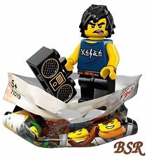 LEGO® Ninjago Movie 71019 Minifig 08: Cole ! NEU !