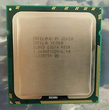 Intel Xeon X5650 - 2.66GHz - 6 Core CPU - Socket 1366