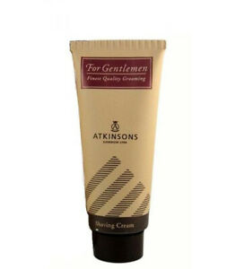 For Gentlemen Shaving Cream 100 ML - Atkinsons