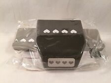 HEART BORDER punch Stampin Up New Notebook Paper Edge Paper