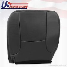 02 - 05 Dodge Ram 1500 ST HEMI Driver Bottom OEM Replacement Seat Cover Black