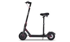 Urban Seat M2 Electric Scooter - Folding Design Easy Commute 15mph