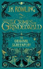 Fantastic Beasts: The Crimes of Grindelwald by J. K. Rowling  - FREE SHIPPING