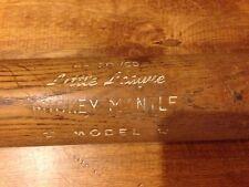 "VINTAGE MICKEY MANTLE BASEBALL BAT SPALDING 29"""
