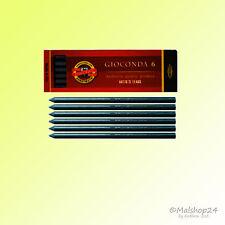 6 Fallminen Bleiminen Bleistiftminen Druckbleistift-Minen 120/5,6 mm KOH-I-NOOR