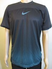 Nike Dri-Fit Color Fade Athletic T-Shirt - Men's Size Large (L)