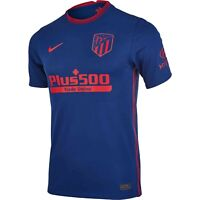 Nike Engireered Atletico Madrid 20/21 Away Soccer Jersey (CD4223-491) Size-Large