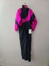 Edelweiss Women's One Piece Ski Snow Suit Bib Retro Vintage VTG Snowsuit