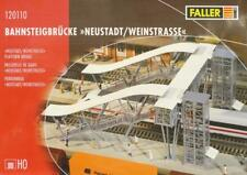 """Faller 120110 H0 - Bahnsteigbrücke """" Neustadt """" NEU & OvP"""