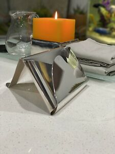 Silver Evelope Mail Holder