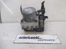 0265231535 POMPA AGGREGATO ABS FIAT GRANDE PUNTO 1.3 D 5M 5P 55KW (2006) RICAMBI