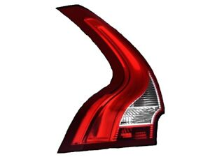 VOLVO XC60 2012-2017 LEFT DRIVER REAR TAILLIGHT TAIL LIGHT LAMP NEW W/BULBS