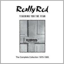 Really red-teaching you the Fear: the Complete 2 CD NEUF