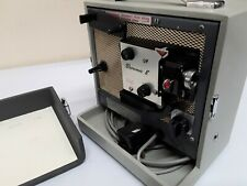 Kodak Brownie 8 Movie Projector A-15G with Built in Case. Working order