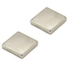 25 x 25 x 5mm thick N42 Neodymium Magnet - 9kg Pull (Pack of 40)
