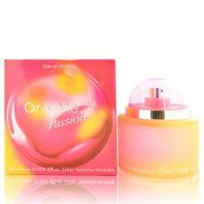 Only Me Passion 3.3 Oz Eau De Parfum Spray By Yves De Sistelle New Box For Women