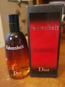 Fahrenheit By Dior Fragrance