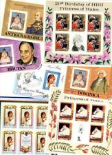 Antigua  & Others, Disney Group of sets and souvenir sheets, pristine