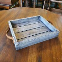 Mud Pie H0 Farmhouse Christmas 5x8.5/'/' Sentiment Tray 40700283 Choose Design