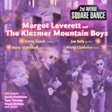 2nd Avenue Square Dance  by Margot Leverett (CD, 2008, Traditional Crossroads)