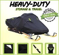 600D Snowmobile Sled Cover Polaris Indy 700 SKS 1997 1998 1999 2000 2001-2003