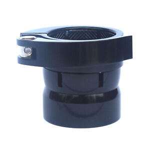 New Autococker Clamping feedneck Feed Neck -Black