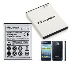 Samsung Galaxy S2 2000mAh External Battery Replacement Battery for GT-i9100
